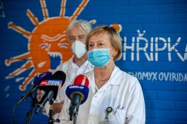 Otevřeli jsme nové Očkovací centrum