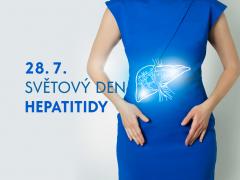 Světový den hepatitidy: Nepodceňujte prevenci