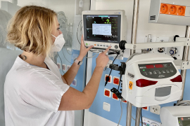 Bulovka otevřela jednotku intenzivní péče na Urologickém oddělení