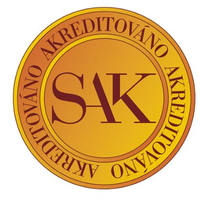 SAK - akreditace