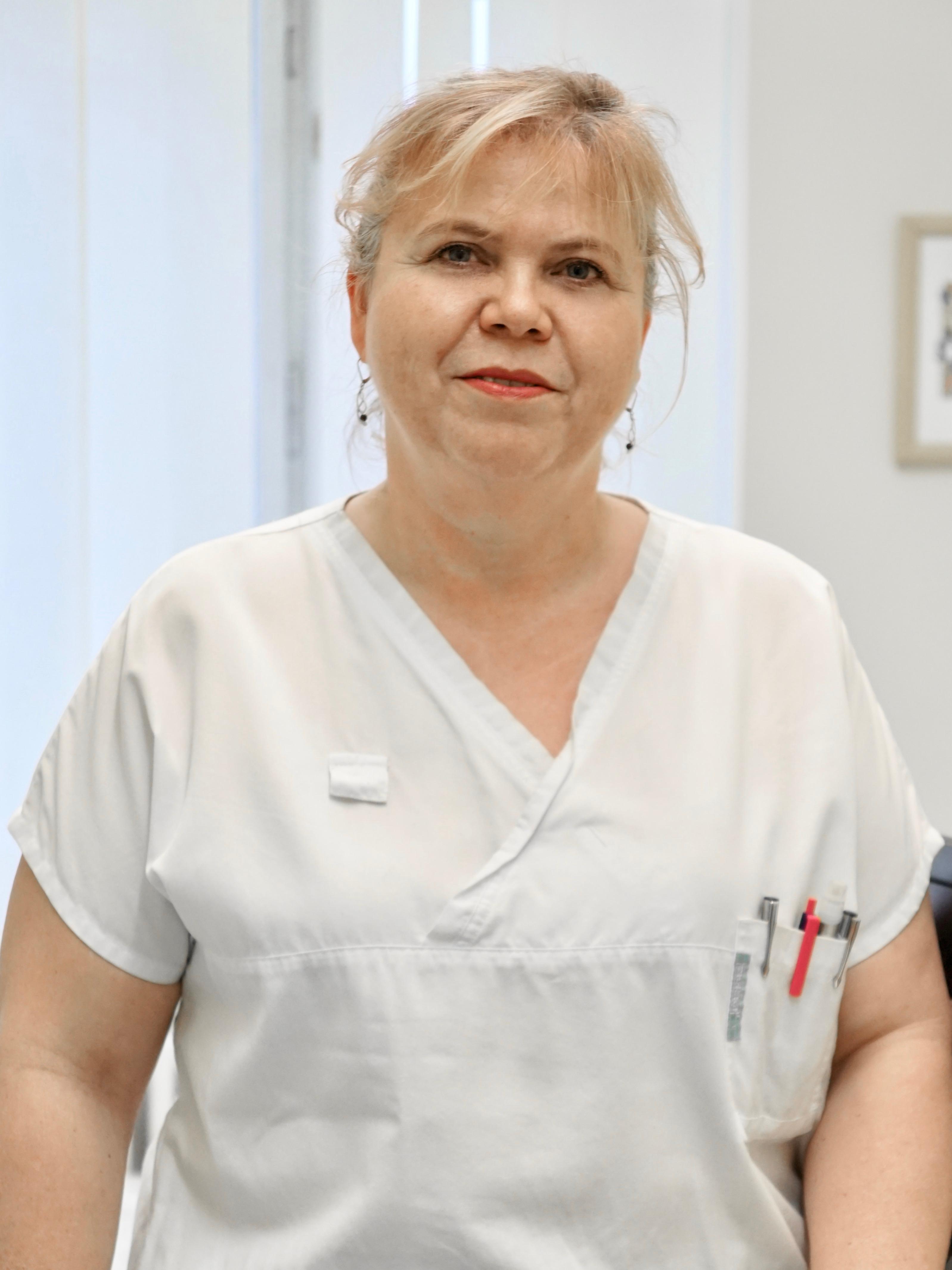 Bc. Irena Parezová