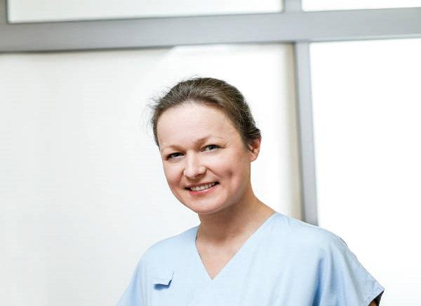 Adriana Nerudová - porodní asistentka