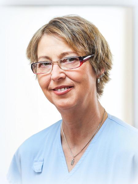 Jindřiška Foldynová - porodní asistentka