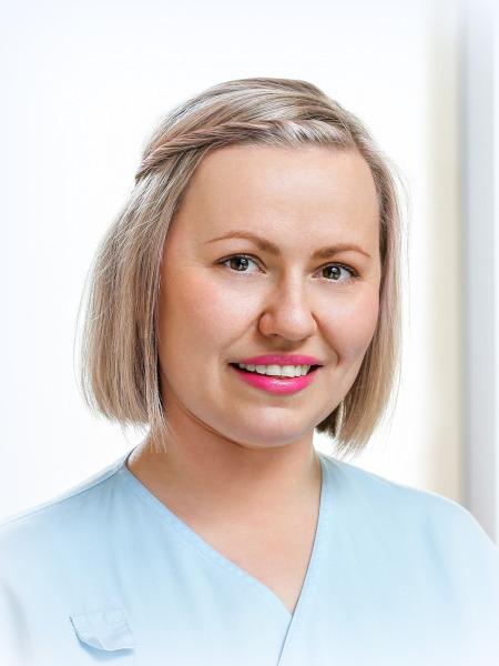 Julie Gregorová - porodní asistentka
