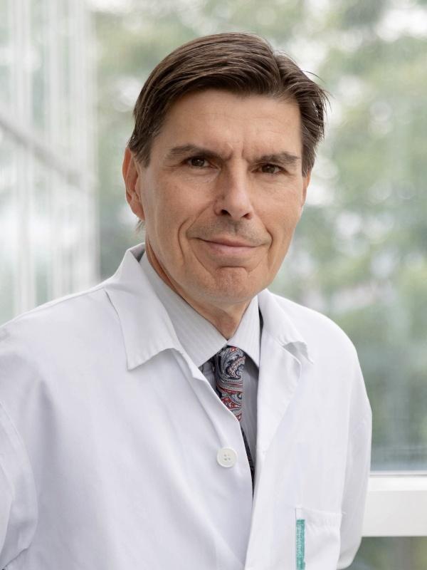 MUDr. Radovan Kubeš, Ph.D.
